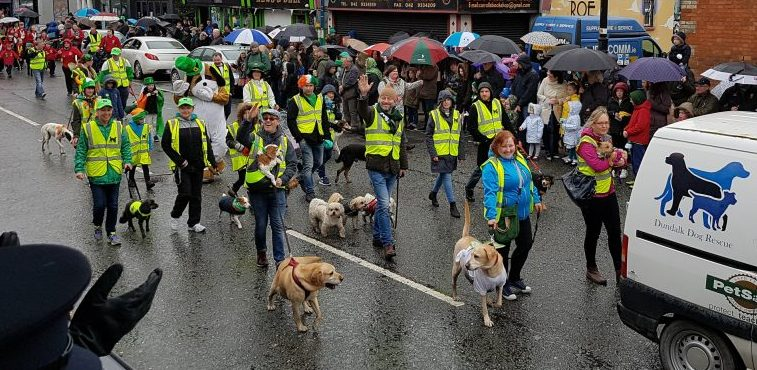 Dundalk Dog Rescue- Launch of fundraising for New Rescue Centre -27th April 2017