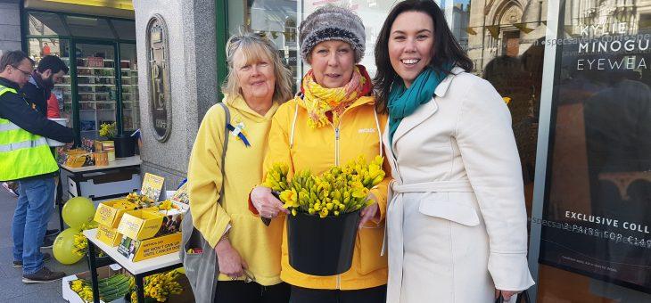 Daffodil Day!!!