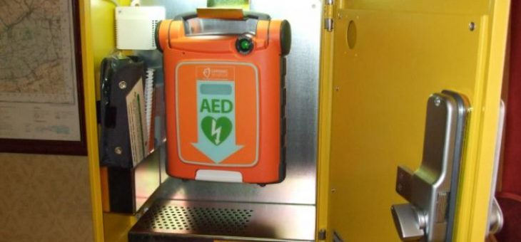The National Defibrillator Register