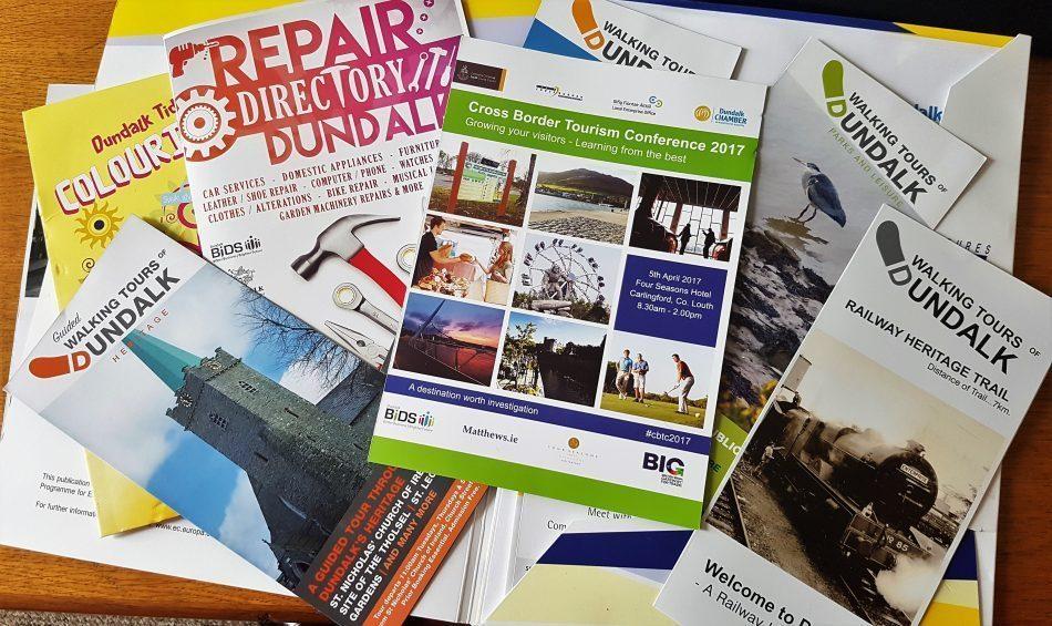 Cross Border Tourism Conference- Four Seasons Carlingford 5th April 17
