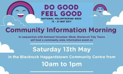 Do Good, Feel Good- National Volunteering Week 15-21st May 2017