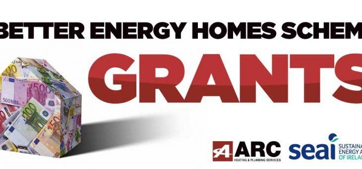 SEAI HOME ENERGY GRANTS